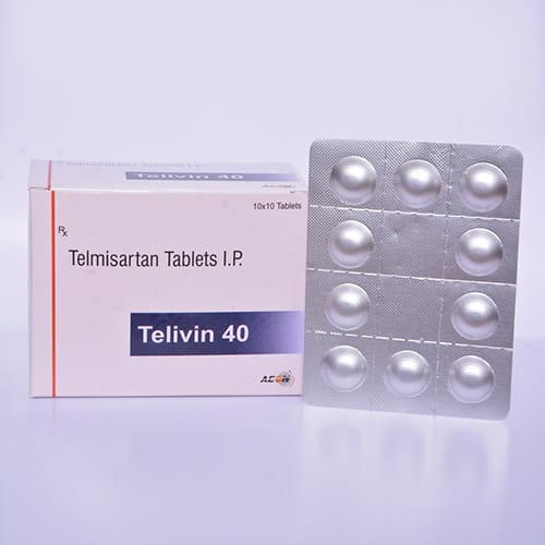TELIVIN-40 Tablets