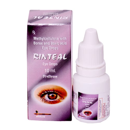 METHYLCELLULOSE WITH BROX AND BORIC ACID (EYE DROP)