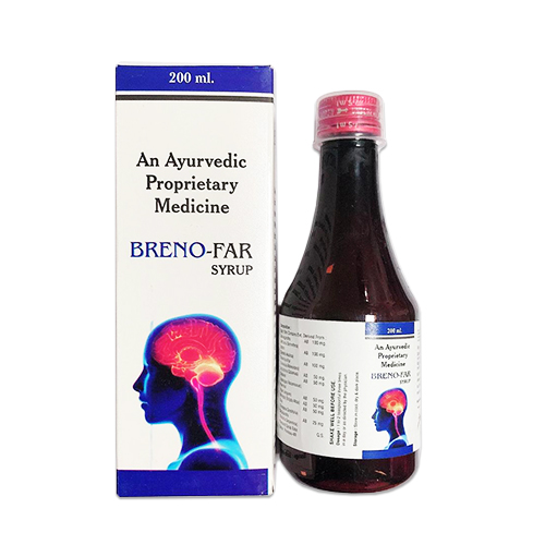 BRENO-FAR Syrup