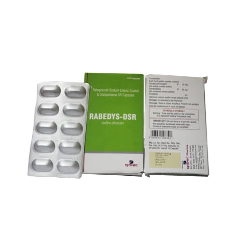 RABEDYS-DSR Capsules