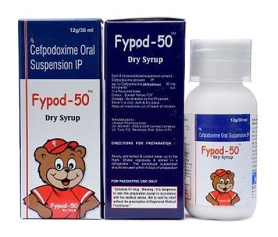 FYPOD-50 DRY SYP.