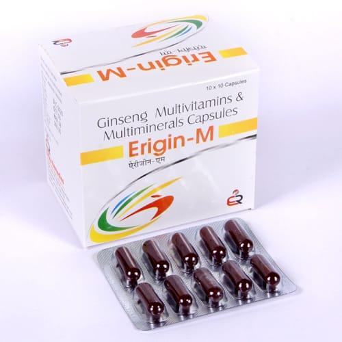 ERIGIN-M Capsules