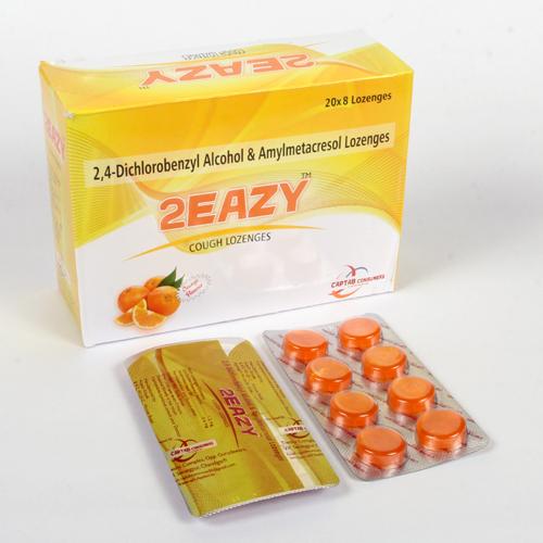 2-EAZY Lozenges