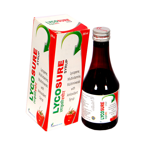 LYCOSURE Syrup