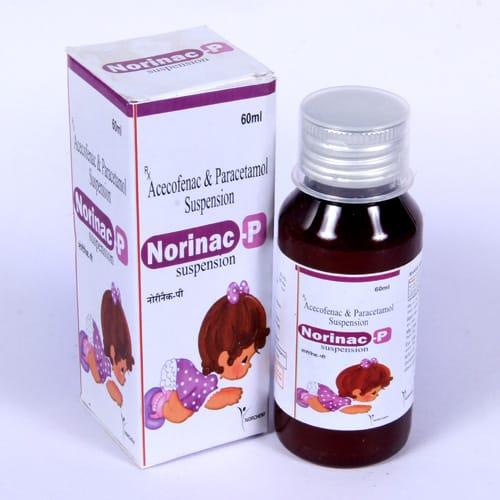 Norinac-P Suspension