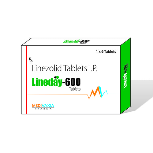 LINEDAY-600 Tablets