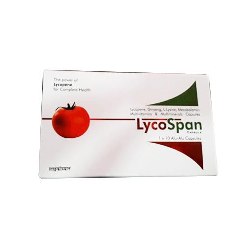 LYCOSPAN Capsules