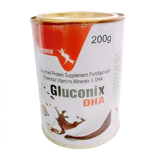Gluconix-DHA Protein Powder