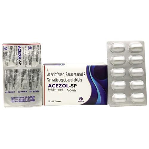 ACEZOL-SP Tablets