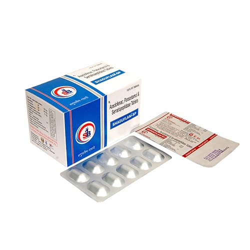 SHAGUFLAM-SP Tablets