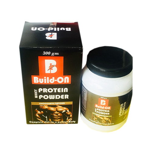 BUILD ON Protein Powder