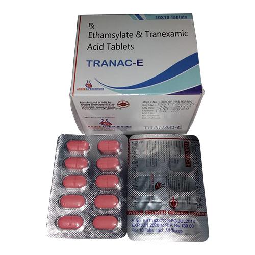 TRANAC-E Tablets
