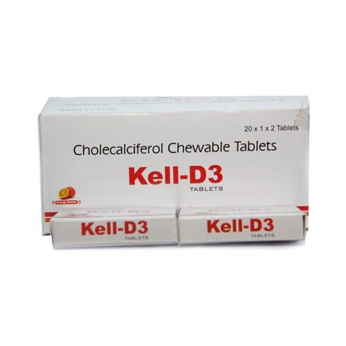 Kell-D3 Tablets
