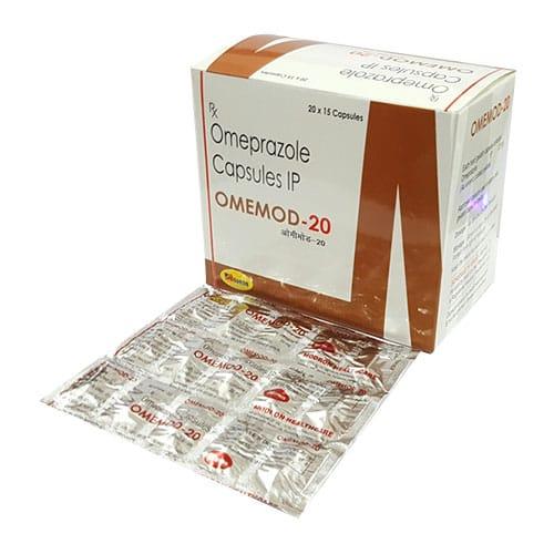 OMEMOD- 20 Capsules