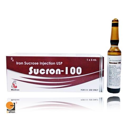 SUCRON 100 Injection