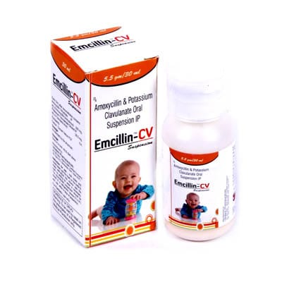 EMCILLIN-CV Oral Suspension