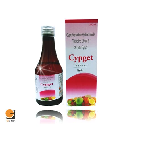 CYPGET Syrups