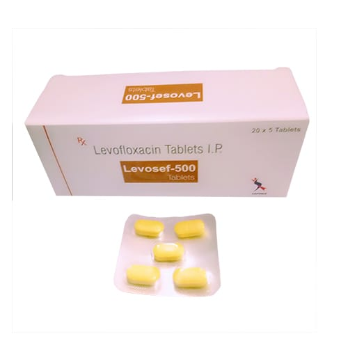 levosef-500 Tablets