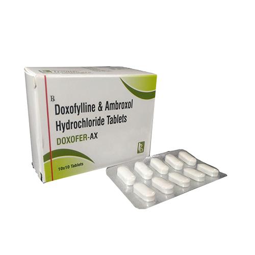 DOXOFER-AX Tablets