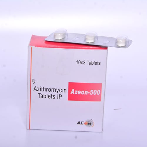 AZEON-500 Tablets