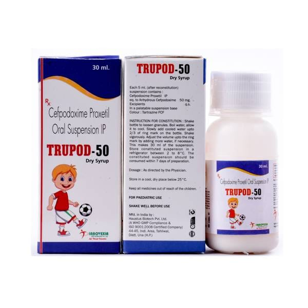 TRUPOD-50 Dr Syrup