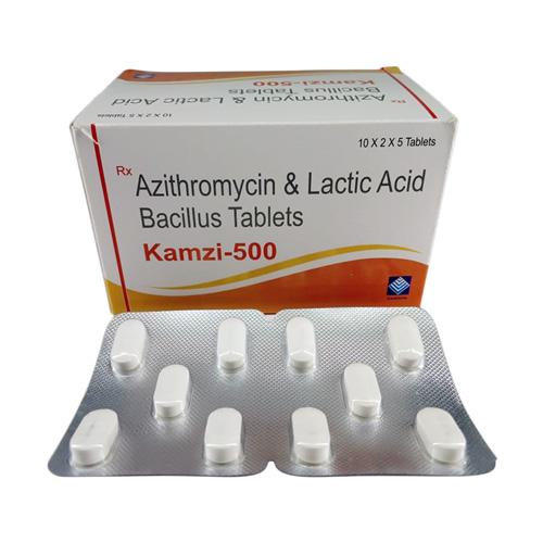 KAMZI-500 Tablets