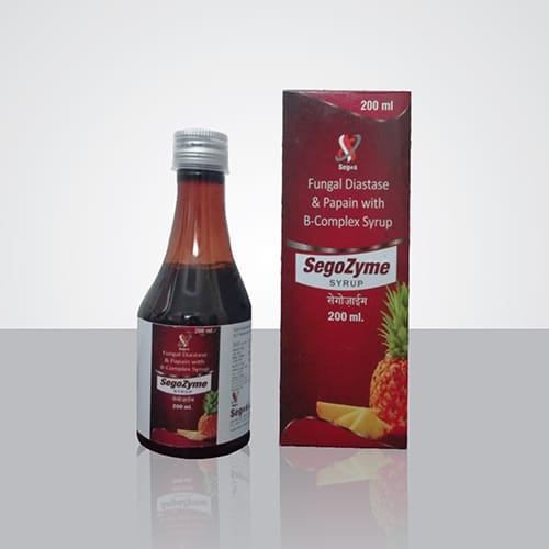 SEGOZYME-200ML Syrup
