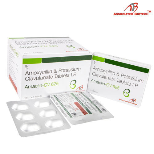 AMACLIN-CV 625 Tablets