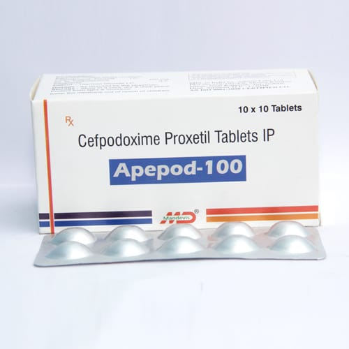 Apepod-100 DT Tablets