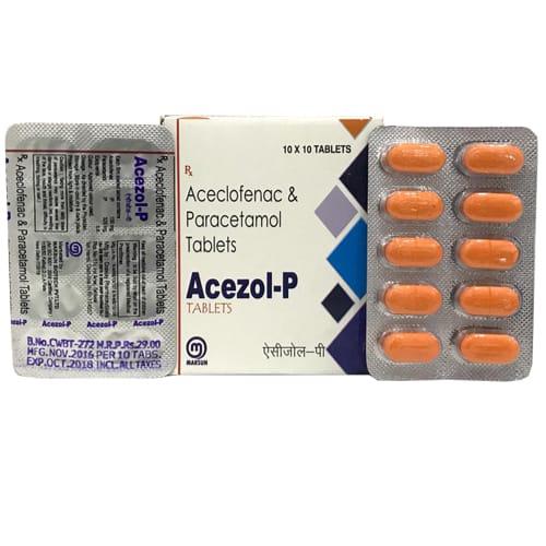 ACEZOL-P Tablets