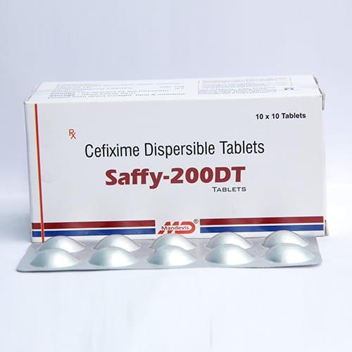 Saffy-200 DT Tablets
