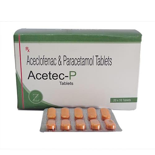 Acetec-P Tablets