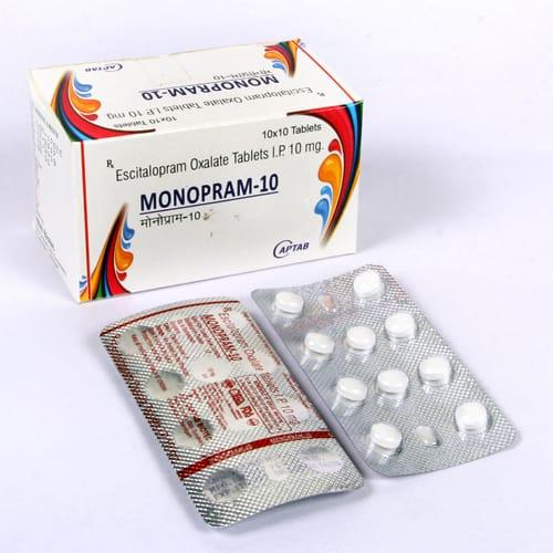 MONOPRAM-10 Tablets