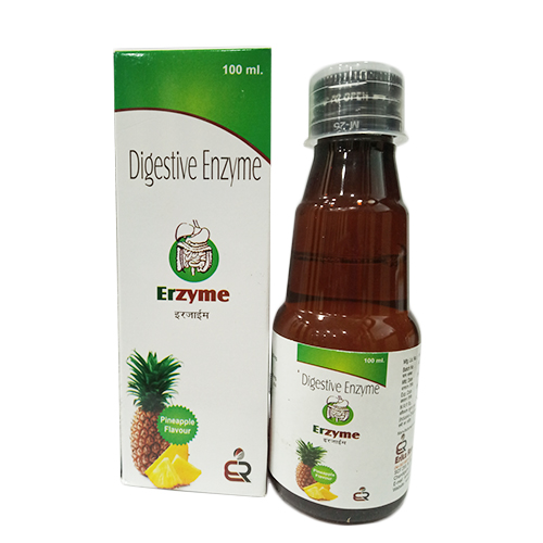 ERZYME 100ml Syrup