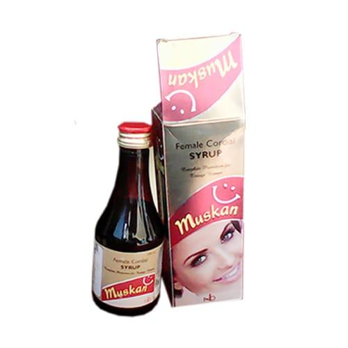 MUSKAN Syrup