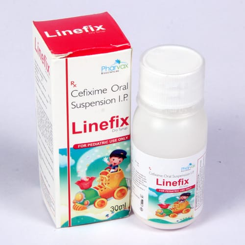 LINEFIX Dry Syrup
