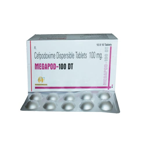 MEGAPOD-100 DT