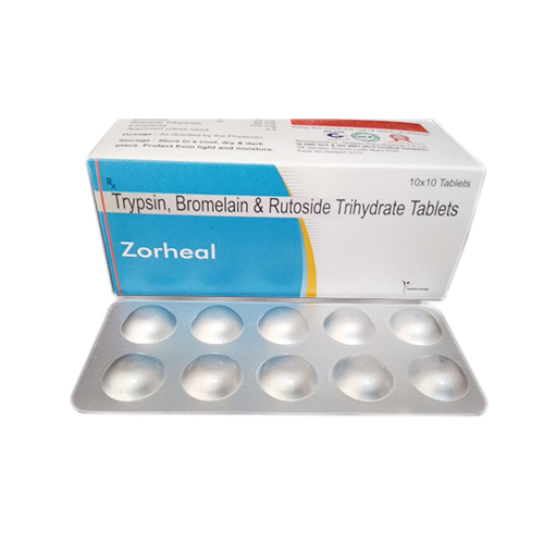 Zorheal Tablets