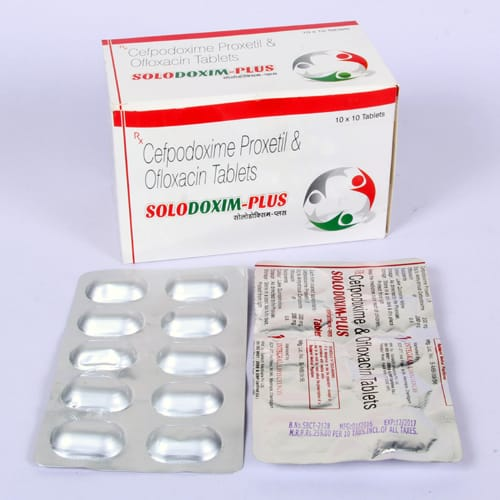SOLODOXIM-PLUS Tablets
