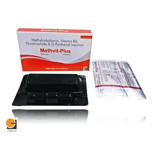 METHVIT PLUS Injections