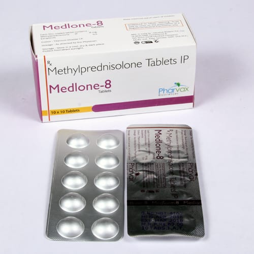 Medlone-8 Tablets