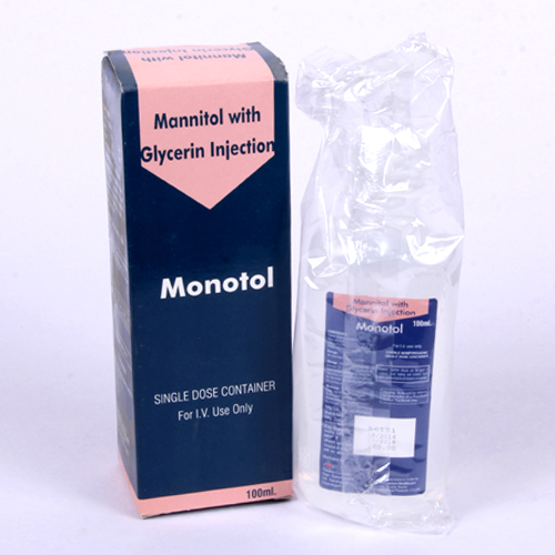 MONOTOL Injection (Infusion)