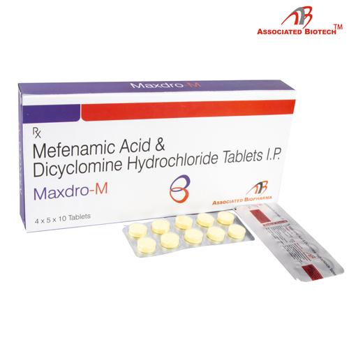 MAXDRO-M Tablets