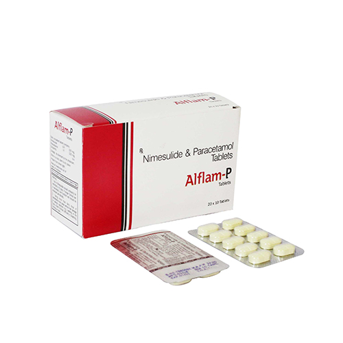 ALFLAM-P Tablets