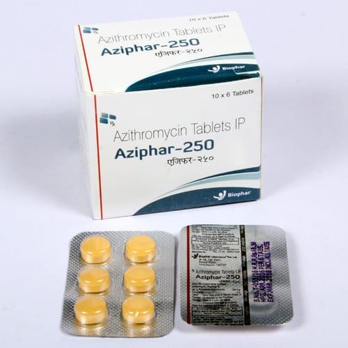 AZIPHAR 250
