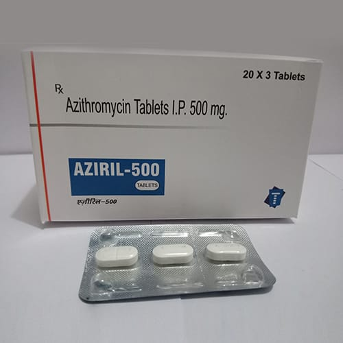 AZIRIL-500 Tablets