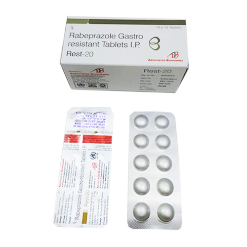 REST-20 Tablets