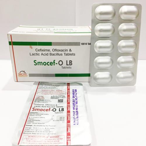 SMOCEF-O LB Tablets
