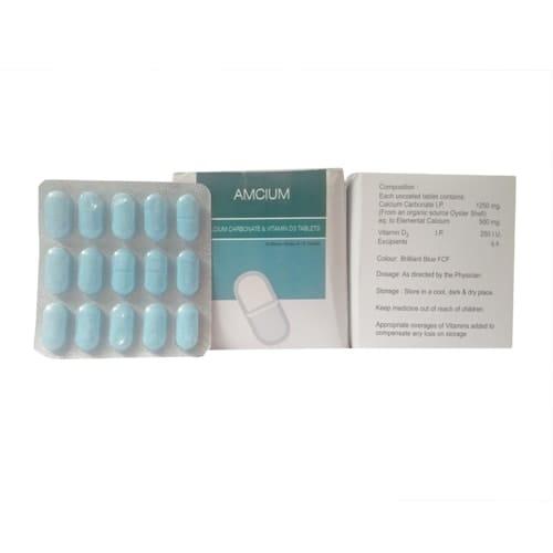 AMCIUM Tablets