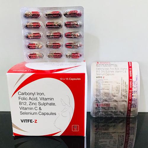 Vitfe-Z Capsules